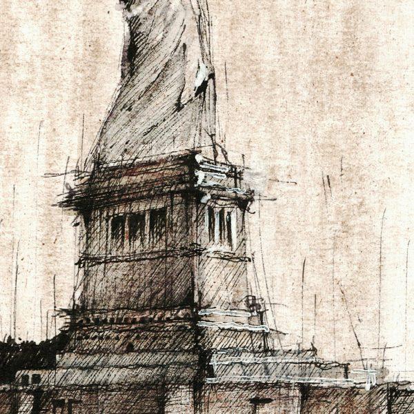 NEW YORK Panorama Mix – POSTER