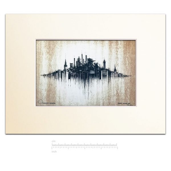 OSTRAVA - MAGNET or PRINT with Mat