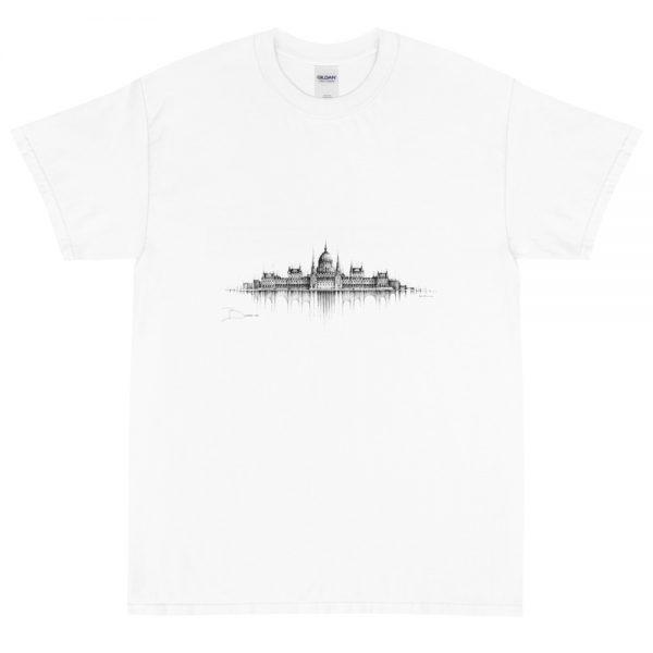 BUDAPEST Panorama Mix - T-SHIRT Man