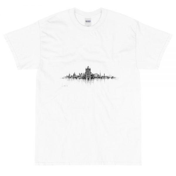 LONDON Panorama Mix - T-SHIRT Man