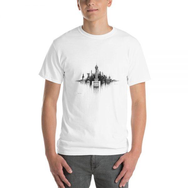 OSTRAVA Panorama Mix - T-SHIRT Man