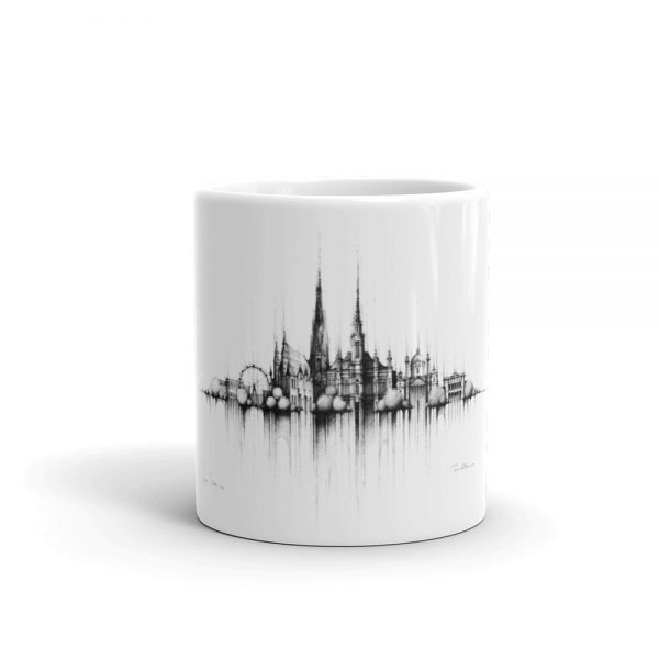 WIEN / VIENNA Panorama Mix - MUG